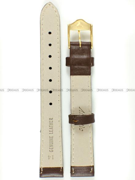 Pasek skórzany do zegarka Atlantic - L190.02.14G - 14 mm