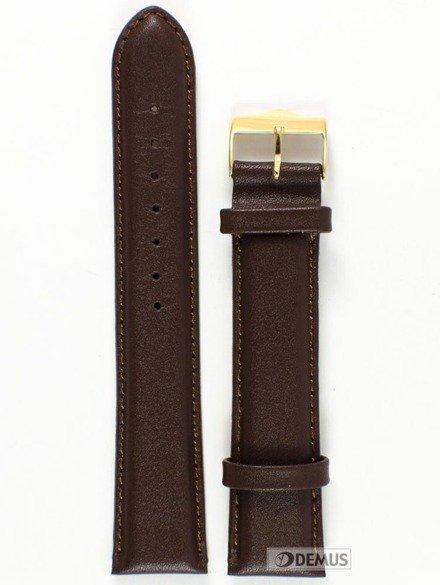 Pasek skórzany do zegarka Atlantic - L190.02.20G - 20 mm