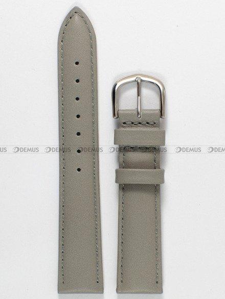 Pasek skórzany do zegarka Bisset - PB28.18.17 - 18 mm