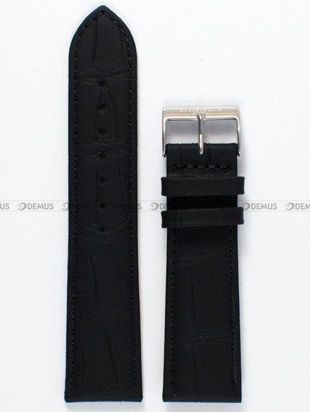 Pasek skórzany do zegarka Bisset - PB75.22.1 - 22 mm