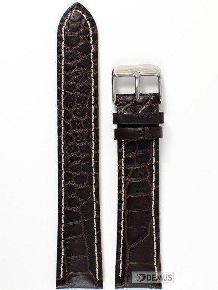 Pasek skórzany do zegarka - Chermond A102L.20XL.2K - 20 mm