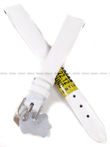 Pasek skórzany do zegarka - Diloy 301.12.22 - 12 mm