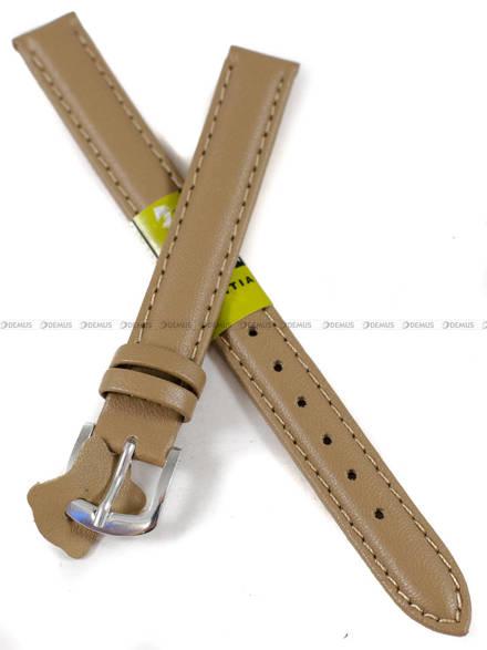 Pasek skórzany do zegarka - Diloy 302EL.12.17 - 12 mm