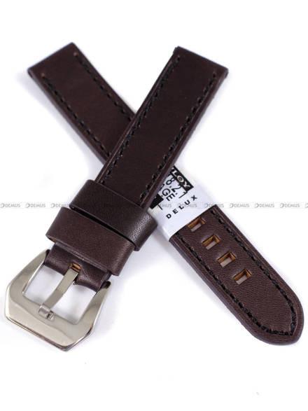 Pasek skórzany do zegarka - Diloy 384.18.2.1 - 18mm