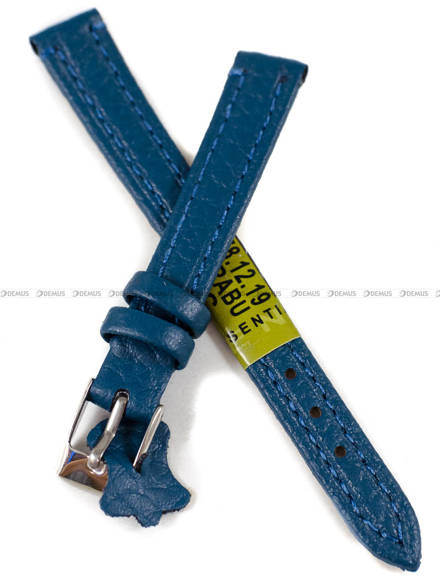 Pasek skórzany do zegarka - Diloy P178.12.19 - 12 mm