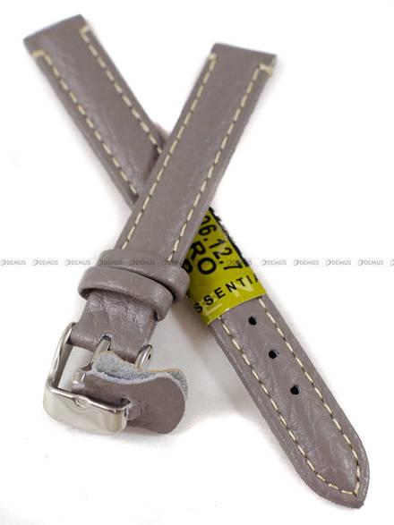 Pasek skórzany do zegarka - Diloy P206.12.7 - 12 mm