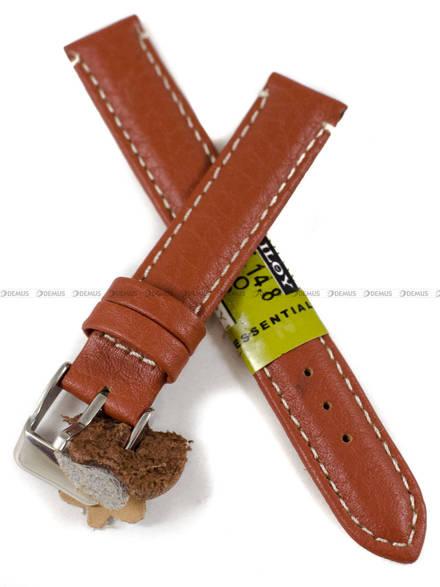 Pasek skórzany do zegarka - Diloy P206.14.8 - 14 mm