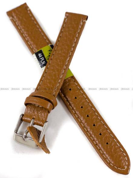 Pasek skórzany do zegarka - Diloy P206EL.14.3 - 14mm