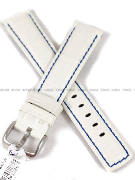 Pasek skórzany do zegarka - Hirsch 02528001-2-20 - 20 mm