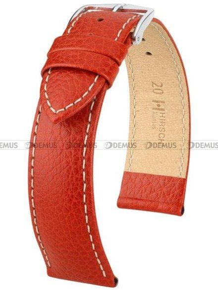 Pasek skórzany do zegarka - Hirsch Kansas 01502021-2-16 - 16 mm