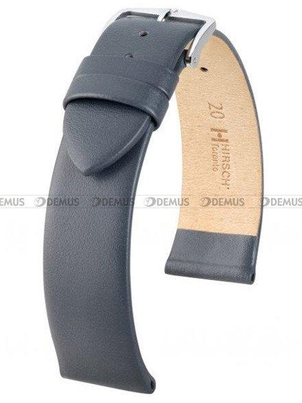 Pasek skórzany do zegarka - Hirsch Toronto 03702030-2-20 - 20 mm