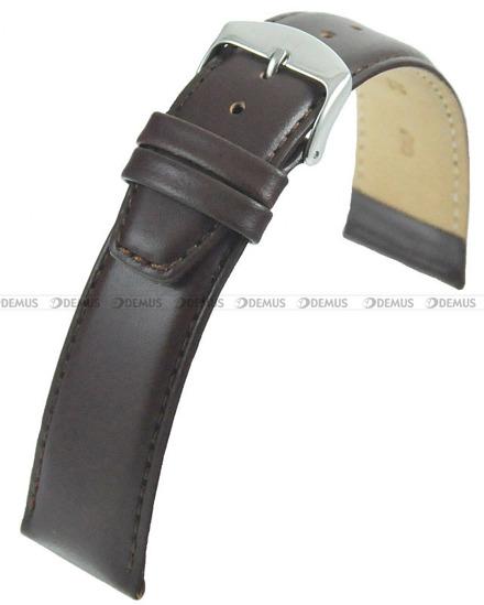 Pasek skórzany do zegarka - Horido 0077.02.20S - 20 mm