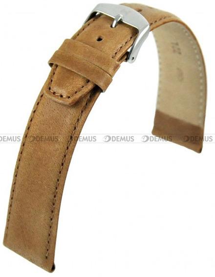 Pasek skórzany do zegarka - Horido 0077L.08.22S - 22 mm
