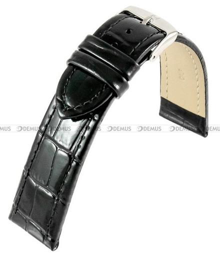 Pasek skórzany do zegarka - Horido 0087.01.22S - 22 mm