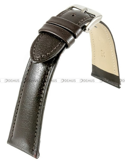 Pasek skórzany do zegarka - Horido 0158.02.19S - 19 mm