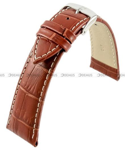 Pasek skórzany do zegarka - Horido 9613.03.24S - 24 mm