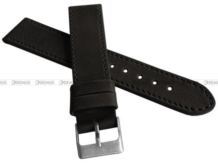 Pasek skórzany do zegarka - LAVVU LSAUB26 - 26 mm