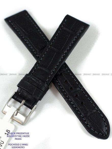 Pasek skórzany do zegarka - LAVVU LSIUB20 - 20 mm