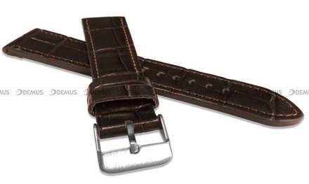 Pasek skórzany do zegarka - LAVVU LSJUC20 - 20 mm