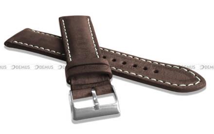 Pasek skórzany do zegarka - LAVVU LSRUC20 - 20 mm