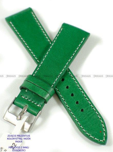 Pasek skórzany do zegarka - LAVVU LSSUG20 - 20 mm