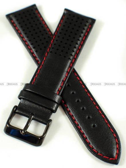 Pasek skórzany do zegarka Lorus - RHG122X - 22 mm
