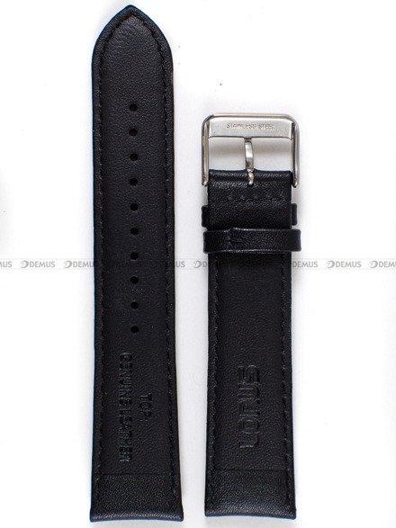 Pasek skórzany do zegarka Lorus - RPG053X - 22 mm