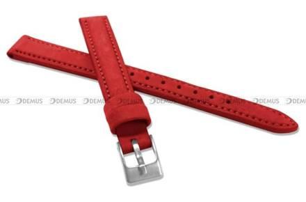 Pasek skórzany do zegarka - Minet MSNUQ12 - 12 mm