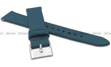 Pasek skórzany do zegarka - Minet MSSEL18 - 18 mm