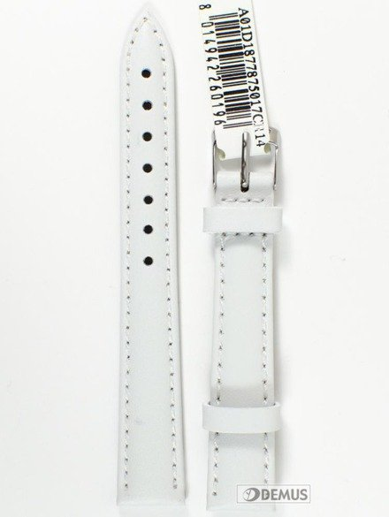 Pasek skórzany do zegarka - Morellato A01D1877875017 14mm