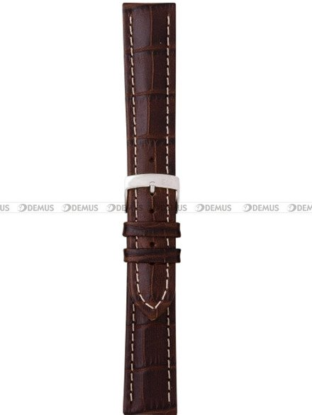 Pasek skórzany do zegarka - Morellato A01U3252480032 - 24 mm