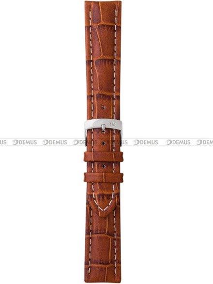 Pasek skórzany do zegarka - Morellato A01U3252480041 - 20 mm