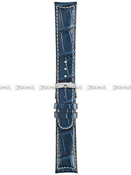 Pasek skórzany do zegarka - Morellato A01U3882A59064CR22 - 22 mm