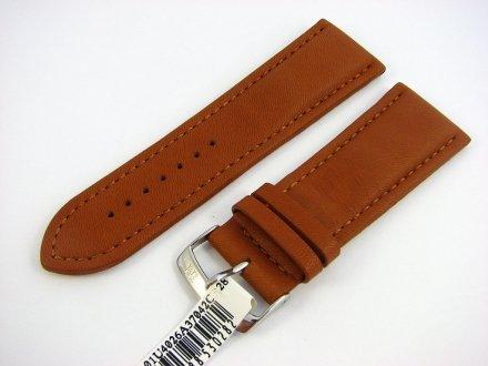 Pasek skórzany do zegarka - Morellato A01U4026A37042 28mm