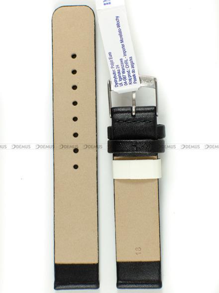 Pasek skórzany do zegarka - Morellato A01X3076875019CR18 - 18 mm