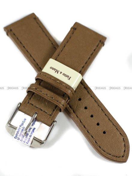 Pasek skórzany do zegarka - Morellato A01X4435A37029CR24 - 24 mm