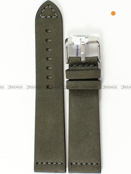 Pasek skórzany do zegarka - Morellato A01X4683B90291CR20 - 20 mm