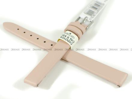 Pasek skórzany do zegarka - Morellato A01X5200875128CR10 - 10 mm