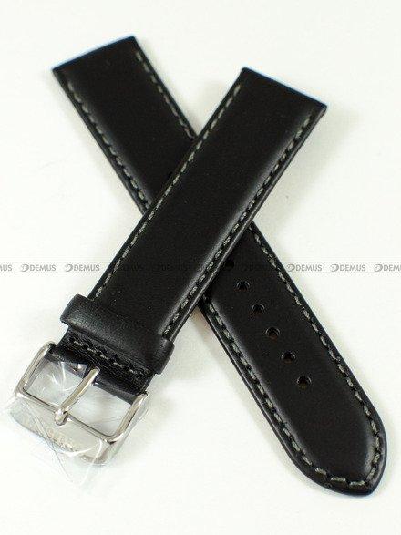 Pasek skórzany do zegarka Orient FAC0000CA0 - UDFCBS0 - 21 mm