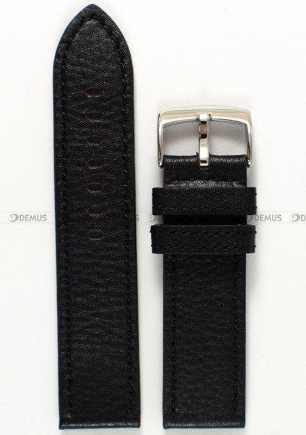Pasek skórzany do zegarka - Pacific W22.24.1 - 24 mm