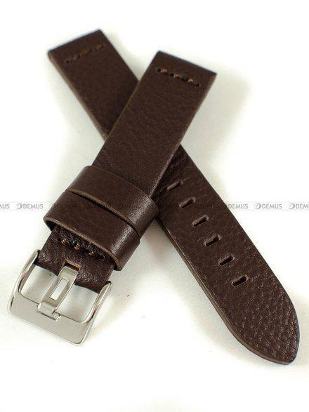 Pasek skórzany do zegarka - Pacific W23.20.2.2 - 20 mm