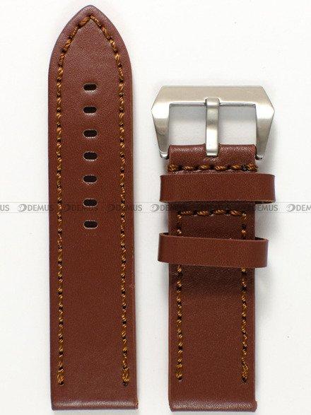 Pasek skórzany do zegarka - Pacific W27.26.2 - 26 mm