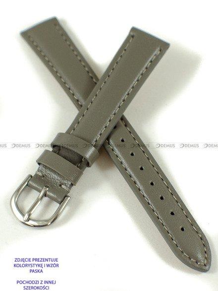 Pasek skórzany do zegarka - Pacific W33L.12.6.6 - 12 mm