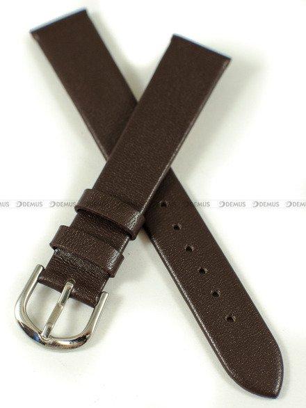 Pasek skórzany do zegarka - Pacific W36L.16.2 - 16 mm
