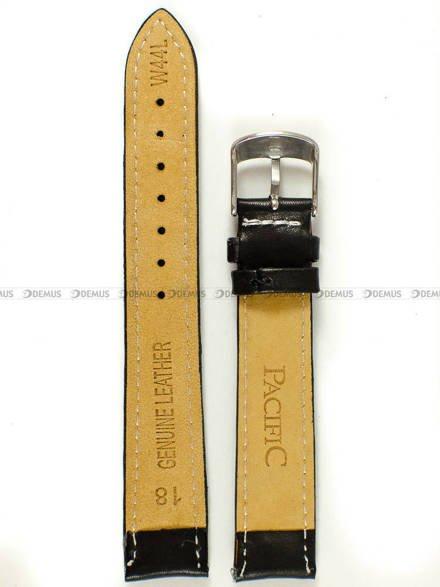 Pasek skórzany do zegarka - Pacific W44L.18.1.7 - 18 mm
