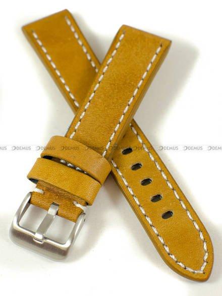 Pasek skórzany do zegarka - Pacific W48.20.32.7 - 20 mm