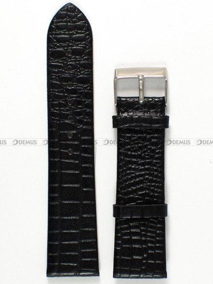 Pasek skórzany do zegarka - Pacific W57.22.1 - 22 mm