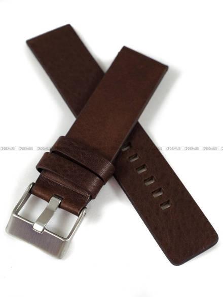 Pasek skórzany do zegarka - Pacific W58.22.2 - 22 mm