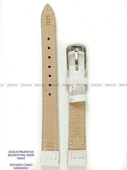 Pasek skórzany do zegarka - Pacific W71.16.7.7 - 16 mm