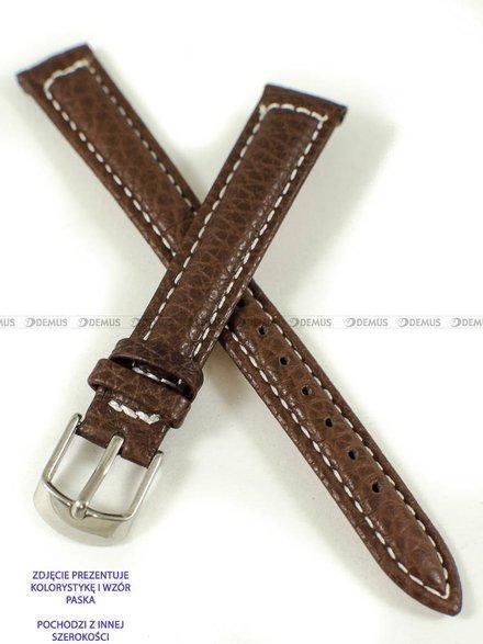Pasek skórzany do zegarka - Pacific W71.24.2.7 - 24 mm